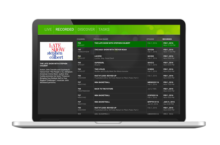 HDHomeRun DVR Software – Early Access – SiliconDust SHOP